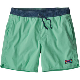 Patagonia Stretch Wavefarer Volley Shorts Herr vjosa green